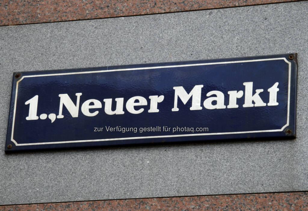 Neuer Markt: Vor 13 Jahren (10. März 2000) erreichte der Nemax 50-Index mit 9666 Punkten All-time-High. Das wird auch so bleiben, denn den Neuen Markt gibt es nicht mehr (09.03.2013)