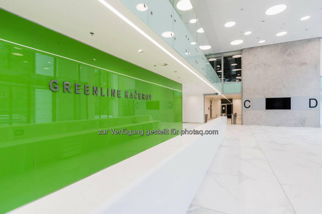 Porr AG: Bürokomplex Greenline Kacerov in Prag eröffnet, (C) Porr AG, © Aussender (26.06.2015)