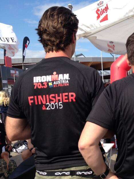 Ironman Finisher 2015 (26.06.2015)