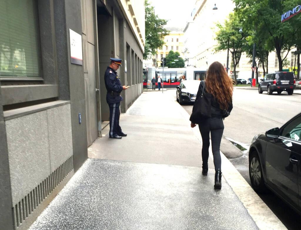 Polizei Wien (27.06.2015)
