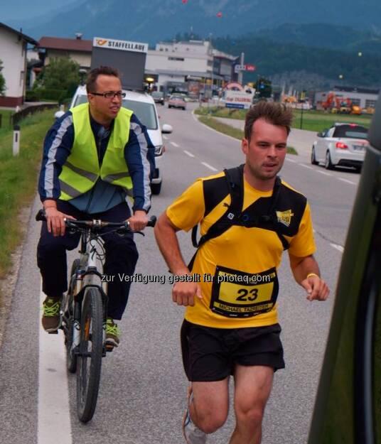 Österreichische Post :Unser Michael gibt gerade alles für #MissionSusi und alles für den Weltrekordversuch! Jetzt live zuschalten! → post.at/missionsusi  Source: http://facebook.com/unserepost, © Aussendung (28.06.2015)