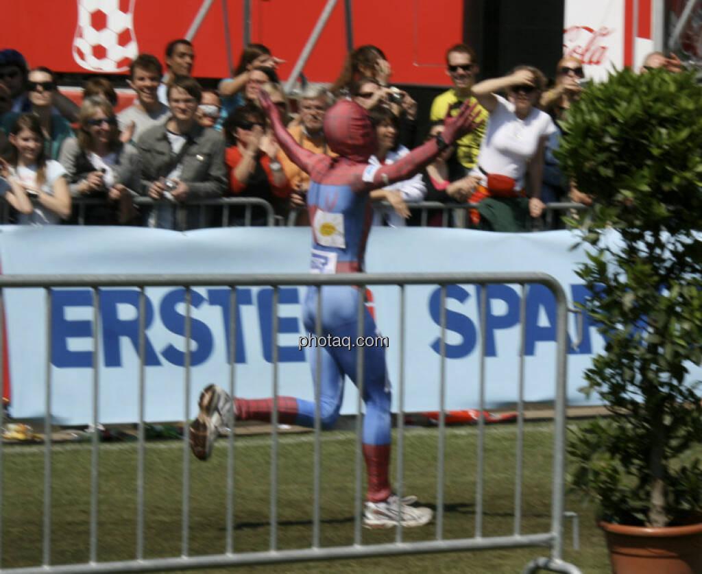 Erste Running Spiderman (09.03.2013)