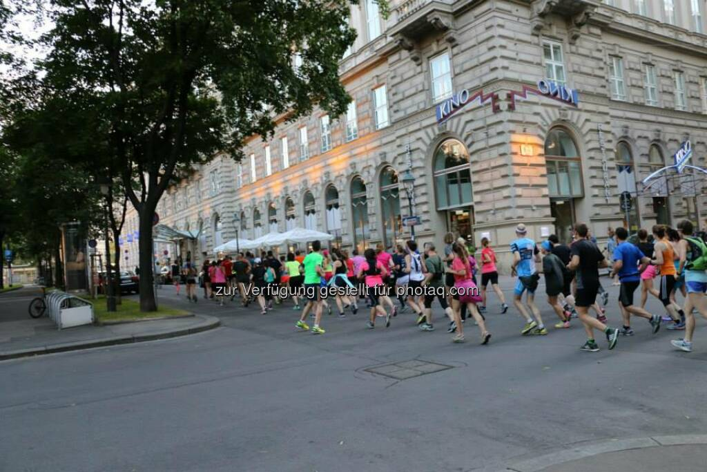 Brooks Run Happy Tour Wien, © Brooks (29.06.2015)