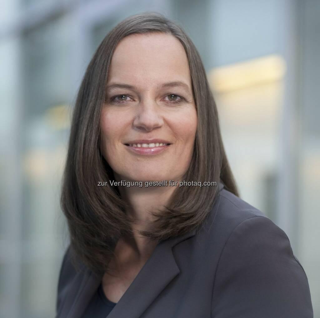 Sigrid Zecha (Credit Suisse) zur neuen Leiterin Multi Asset Class Solutions Deutschland bestellt (Bild: Credit Suisse), © Aussender (01.07.2015)