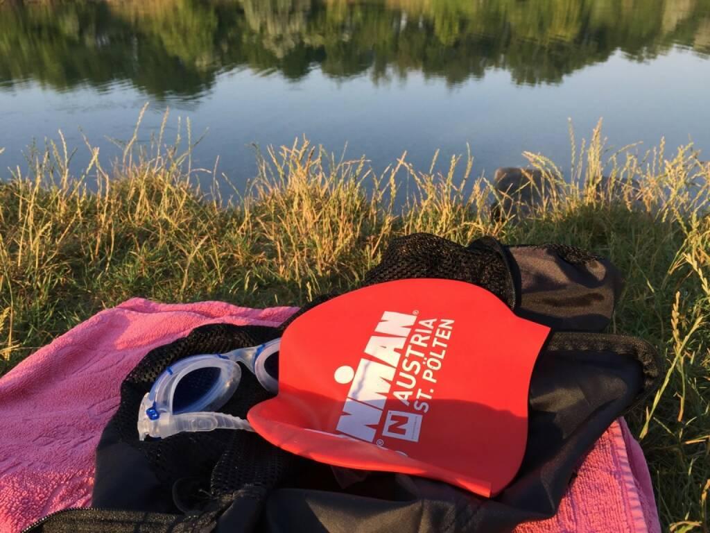 Wasser, Rucksack, Baden, Schwimmen (01.07.2015)