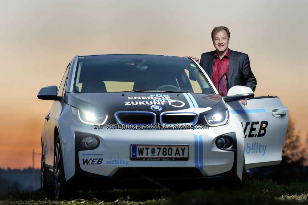 Andreas Dangl wechselt in den W.E.B-Aufsichtsrat der WEB Windenergie AG, © eric kruegl , © Aussender (02.07.2015)
