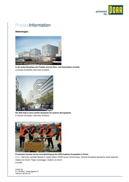 Porr mit Großauftrag in Zürich, Seite 2/2, komplettes Dokument unter http://boerse-social.com/static/uploads/file_193_porr_mit_grossauftrag_in_zurich.pdf (02.07.2015)