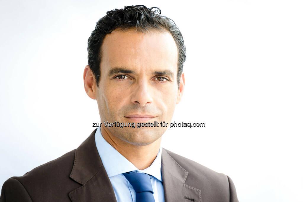 Alberto Sanz übernimmt die Geschäftsführung von LexisNexis Österreich, © Sascha Osaka/osaka.at, © Aussender (07.07.2015)