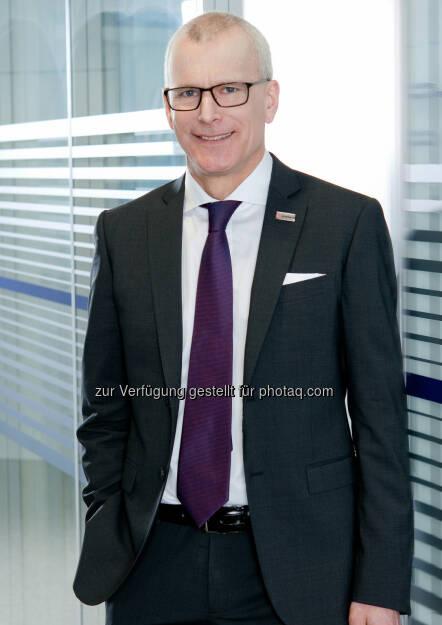 Kurt Leidinger, CEO von DB Schenker in Österreich und Südosteuropa: Geschäftsjahr 2014: DB Schenker in Österreich und Südosteuropa steigert Umsatz (C) DB Schenker, © Aussender (12.07.2015)