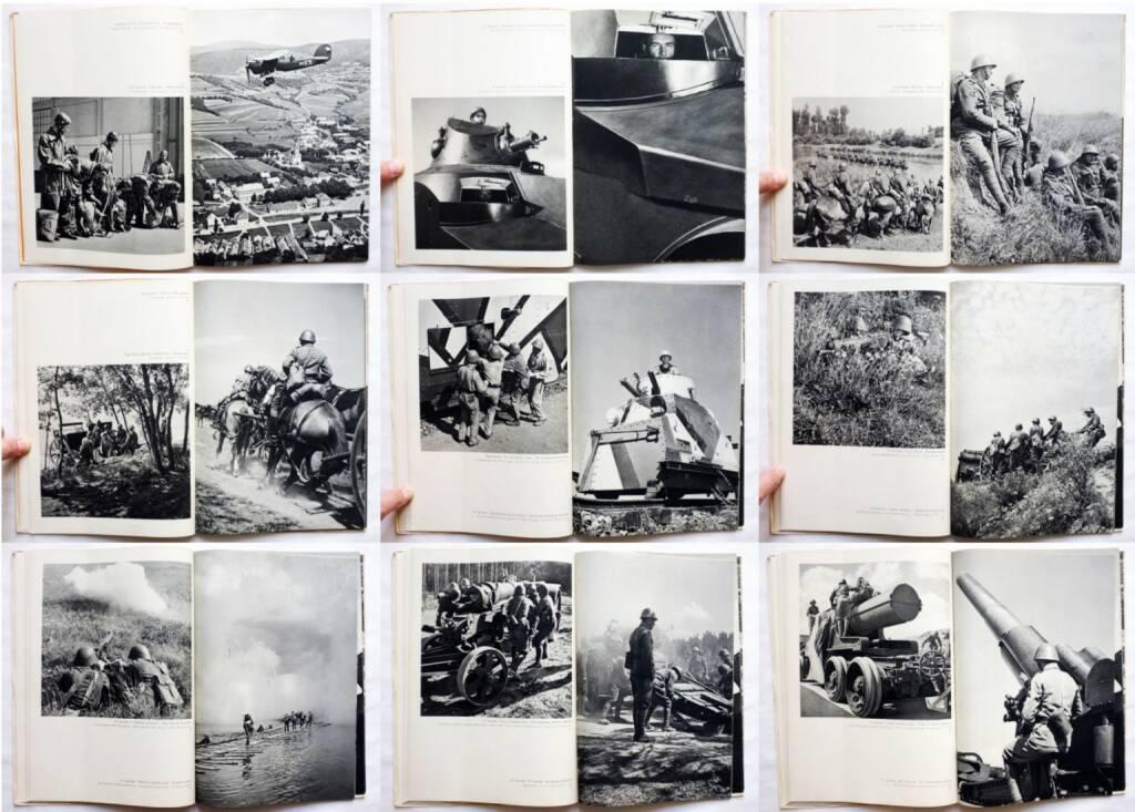 Jiri Jenicek, Vladimir Pacak, Karel Hajek, Ladislav Sutnar - Česko-slovenská armáda, Nakladatelství Svazu čs. důstojnictva VOK 1938. Beispielseiten, sample spreads - http://josefchladek.com/book/jiri_jenicek_vladimir_pacak_karel_hajek_ladislav_sutnar_-_česko-slovenska_armada, © (c) josefchladek.com (13.07.2015)