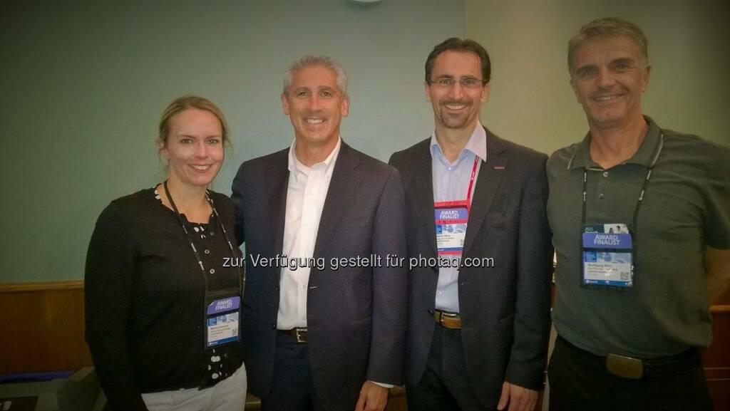 Cancom grüßt herzlich von der Microsoft U.S. Worldwide Partner Conference in Orlando!  Source: http://facebook.com/CANCOM, © Aussender (14.07.2015)
