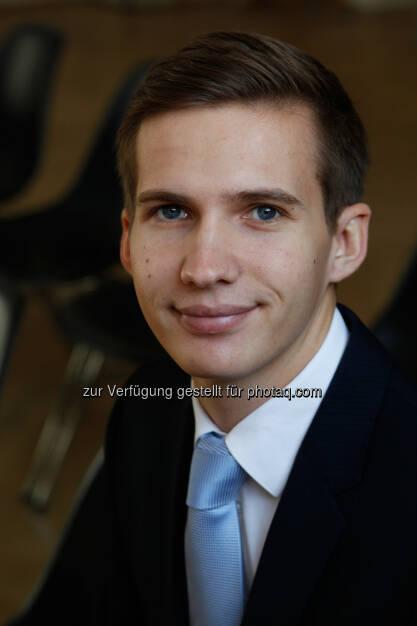 Matthias Gillhofer, MSc verstärkt das conos-Team in Wien : (c) conos gmbh Christina Bamberger, © Aussender (15.07.2015)