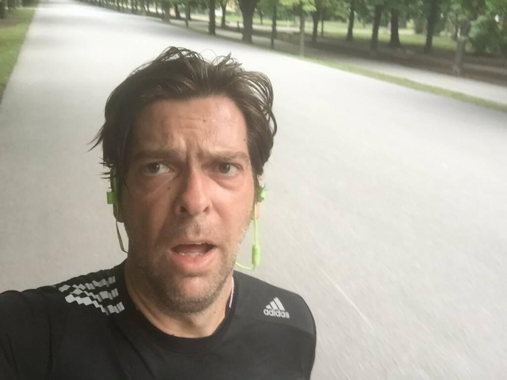Jochen Gold leidet, laufen, anstrengen (16.07.2015)
