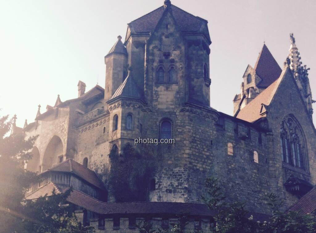 Burg Kreuzenstein, © Martina Draper (17.07.2015)