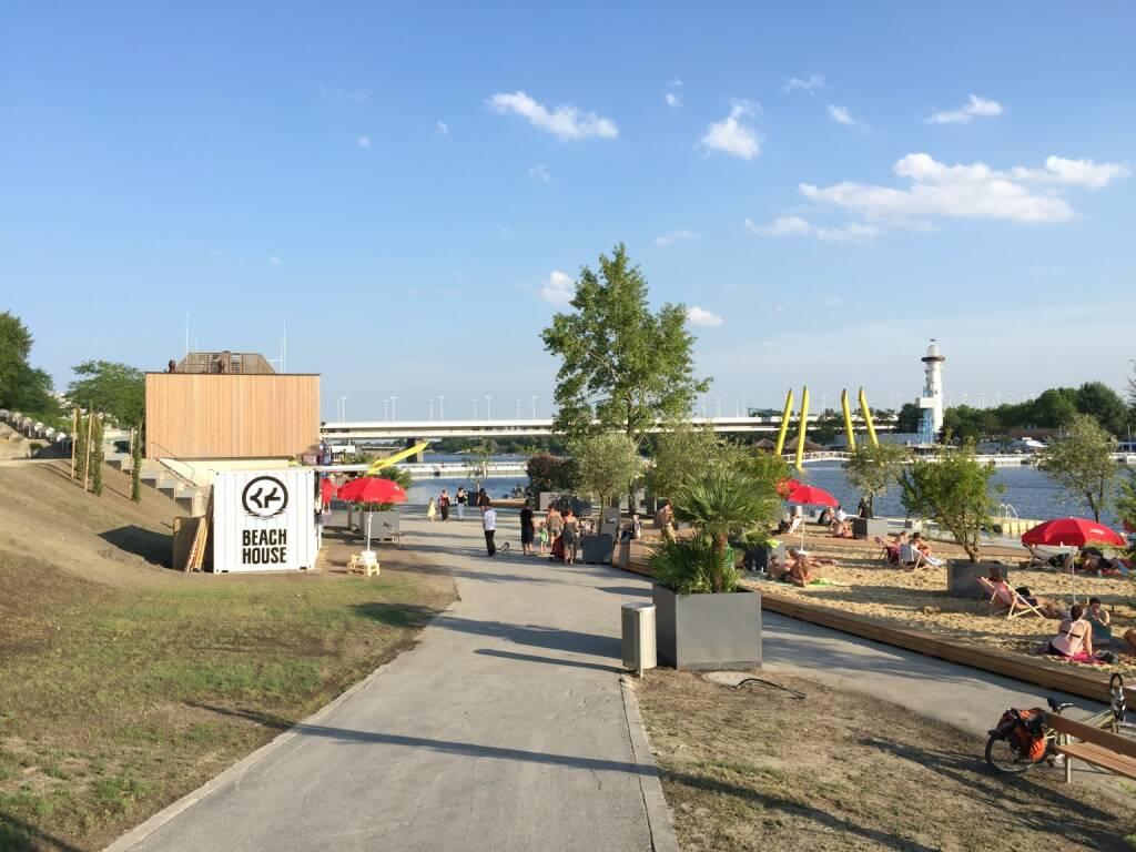 Copa Beach, Donauinsel (17.07.2015)