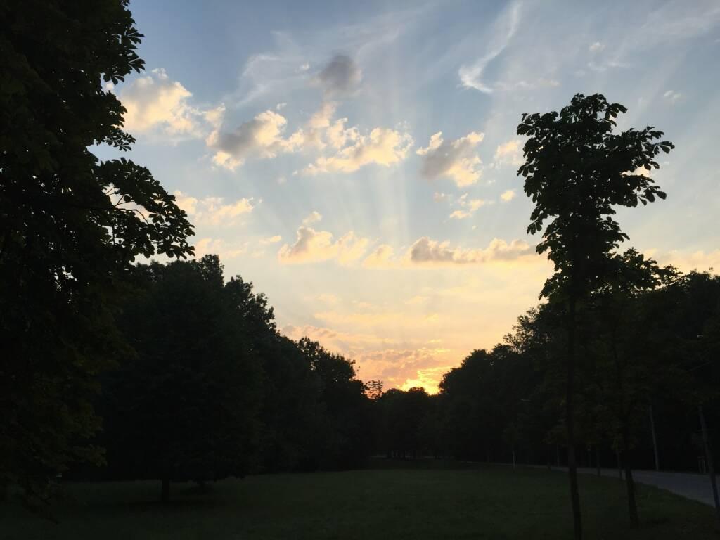 Sonnenaufgang (17.07.2015)