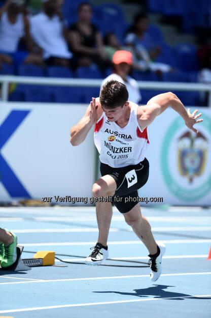 Maximilian Münzker, 200m (Bild: ÖLV/Jiro Mochizuki) (19.07.2015)
