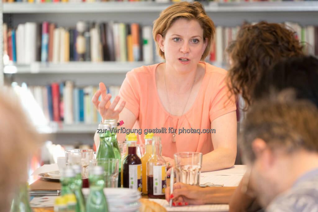 Beate Meinl-Reisinger : Das Wiener Bildungssystem brennt bereits lichterloh.: © Neos, © Aussendung (20.07.2015)