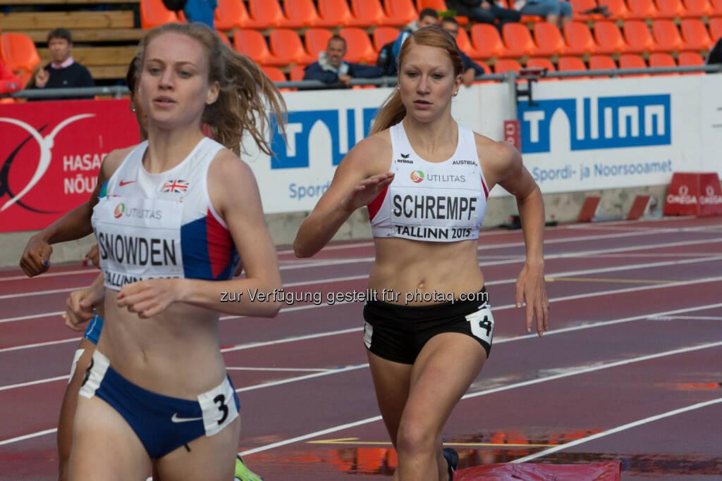 Carina Schrempf, 800m (Bild: ÖLV/Coen Schilderman) (20.07.2015)