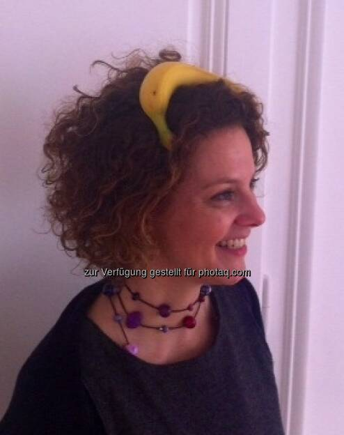Sabine Hoffmann, Ambuzzador, für Frisurentrend Business Typ - Bananing (13.03.2013)