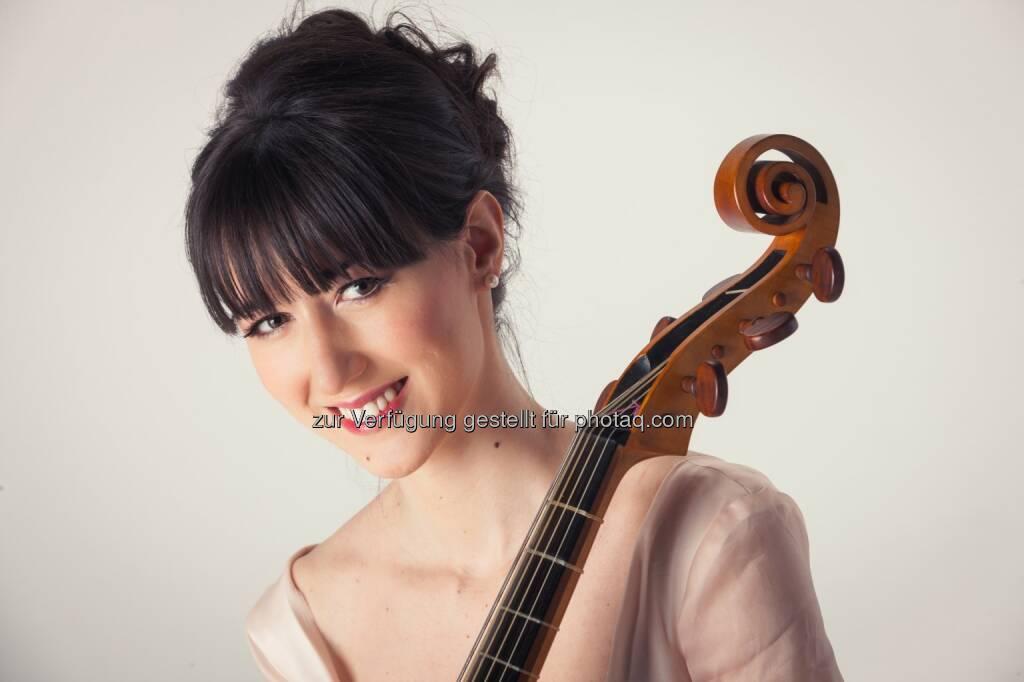 Maddalena Del Gobbo : Festwochen der Alten Musik in Innsbruck: Stylus Phantasticus :  : © Festwochen der Alten Musik/Elia Ferandino , © Aussendung (21.07.2015)