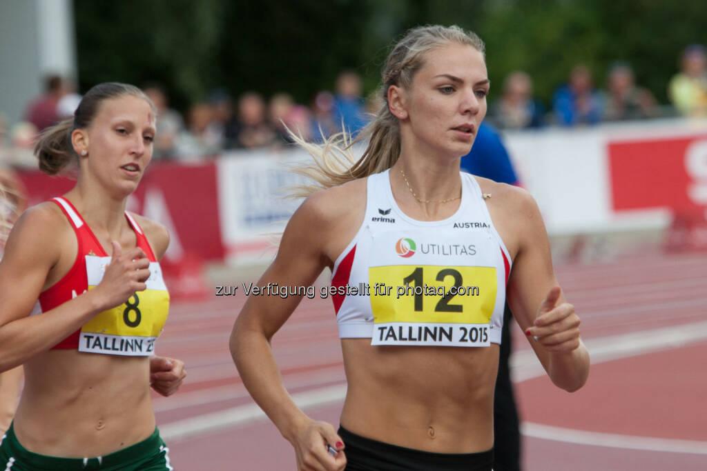Ivona Dadic, 800m (Bild: ÖLV/Coen Schilderman) (21.07.2015)