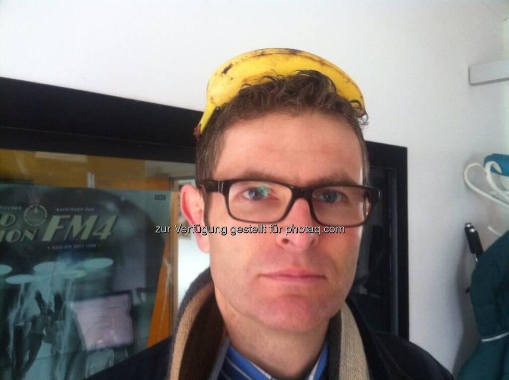 Richard Klein für Frisurentrend Business Typ - Bananing (13.03.2013)