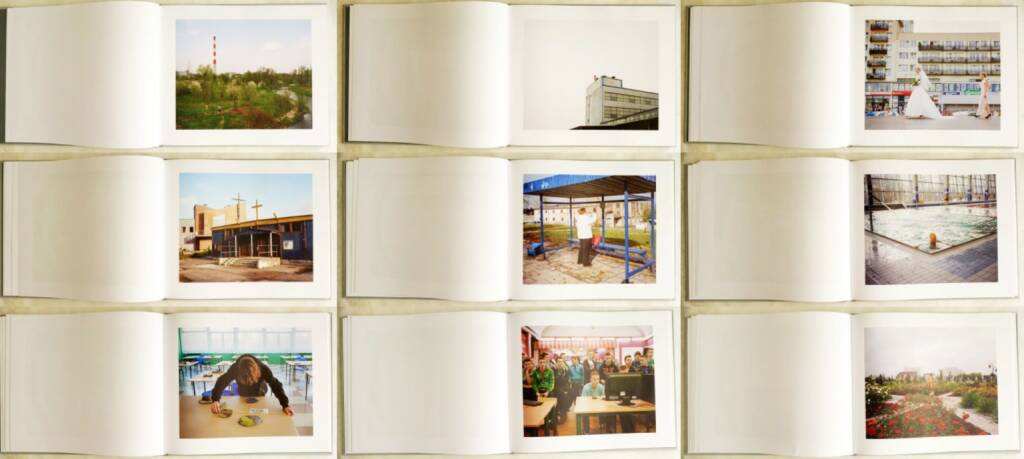 Patryk Karbowski - Halfway, Instytut Kultury Wizualnej 2015, Beispielseiten, sample spreads - http://josefchladek.com/book/patryk_karbowski_-_halfway, © (c) josefchladek.com (24.07.2015)