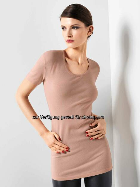 Summer is here and Wolford offers the right clothing for light, fashionable fun! Discover comfortable styles and colours for relaxing days off. Embrace feelings of wellness good for your body & soul!  http://bit.ly/1IUgq08  Source: http://facebook.com/WolfordFashion, © Aussender (24.07.2015)