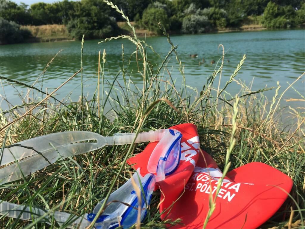 Teich, Taucherbrille (24.07.2015)