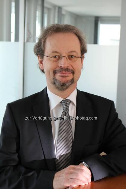 Hannes Frech : Geschäftsführerwechsel im KSV 1870 : Übernimmt die Agenden von Karl Jagsch : © KSV 1870, © Aussender (28.07.2015)