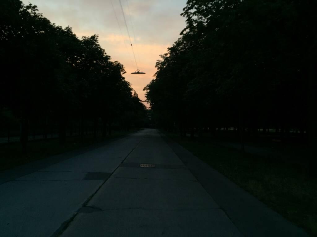 Die Sonne schläft noch (28.07.2015)