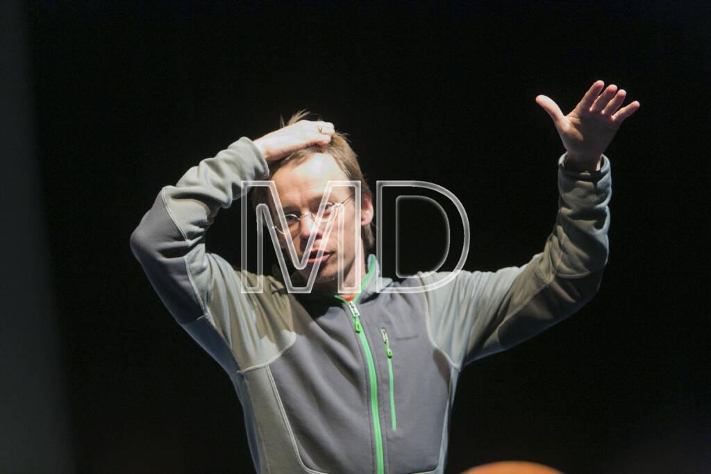 Gregor Sieböck (Weltenwanderer), © (C) Martina Draper (14.03.2013)