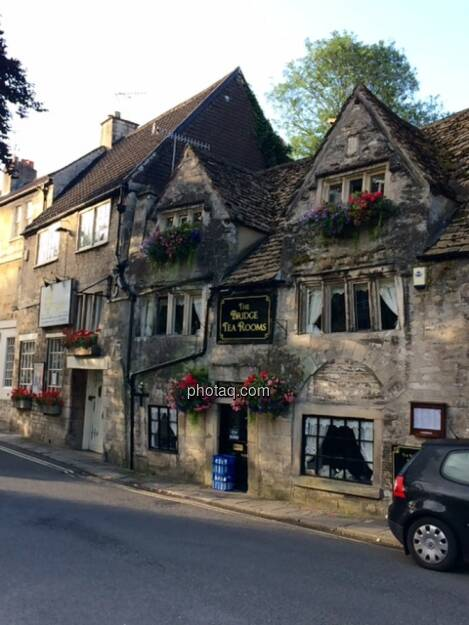 Tea Room, England, Bradford on Avon, © Martina Draper (29.07.2015)