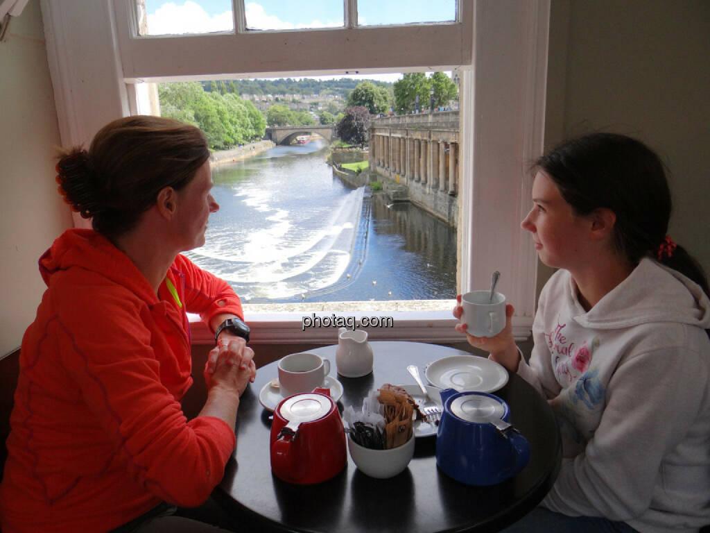 Tea Room mit Nr.1 Ausblick, © Martina Draper (29.07.2015)