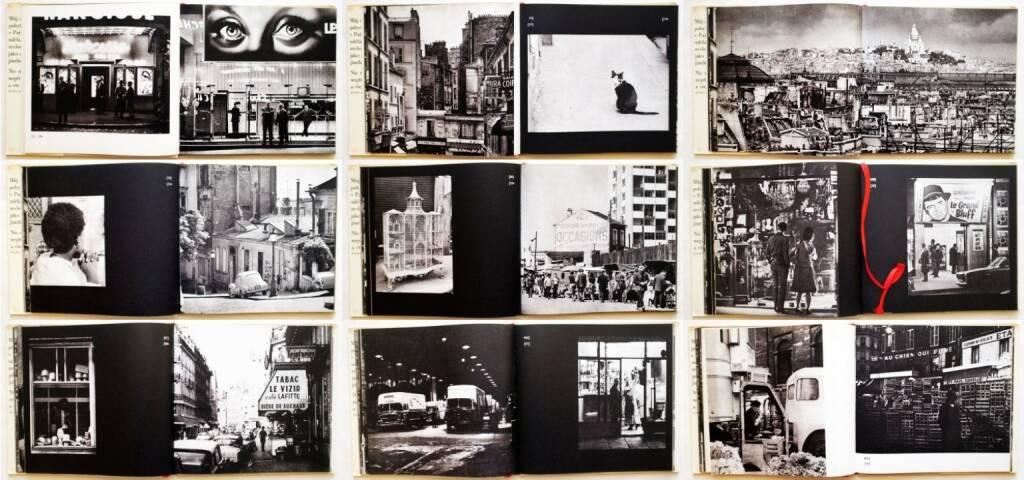 Josef Prošek - Paříž v Paříži, Mladá fronta 1967, Beispielseiten, sample spreads - http://josefchladek.com/book/josef_prošek_-_pařiž_v_pařiži, © (c) josefchladek.com (30.07.2015)