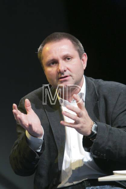Andreas Purt (Geschäftsführer Mostviertel Tourismus), © (C) Martina Draper (14.03.2013)