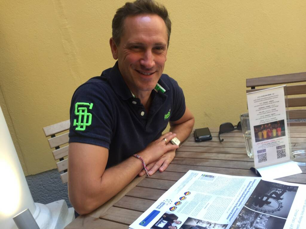 Mit Oliver Eger, Merkur  (01.08.2015)