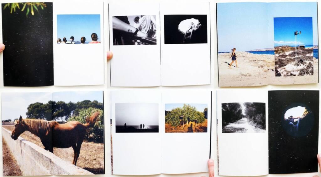 Ana Zaragoza - La più bella isola al mondo, Caravanbook 2015, Beispielseiten, sample spreads - http://josefchladek.com/book/ana_zaragoza_-_la_piu_bella_isola_al_mondo, © (c) josefchladek.com (02.08.2015)
