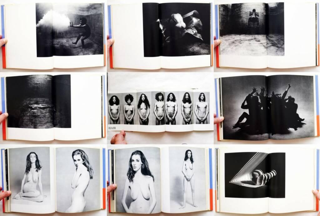 Noriaki Yokosuka - Shafts (横須賀功光   射 映像の現代9), Chuo-koron-sha 1972, Beipielseiten, sample spreads - http://josefchladek.com/book/noriaki_yokosuka_-_shafts_横須賀功光_射_映像の現代9, © (c) josefchladek.com (02.08.2015)
