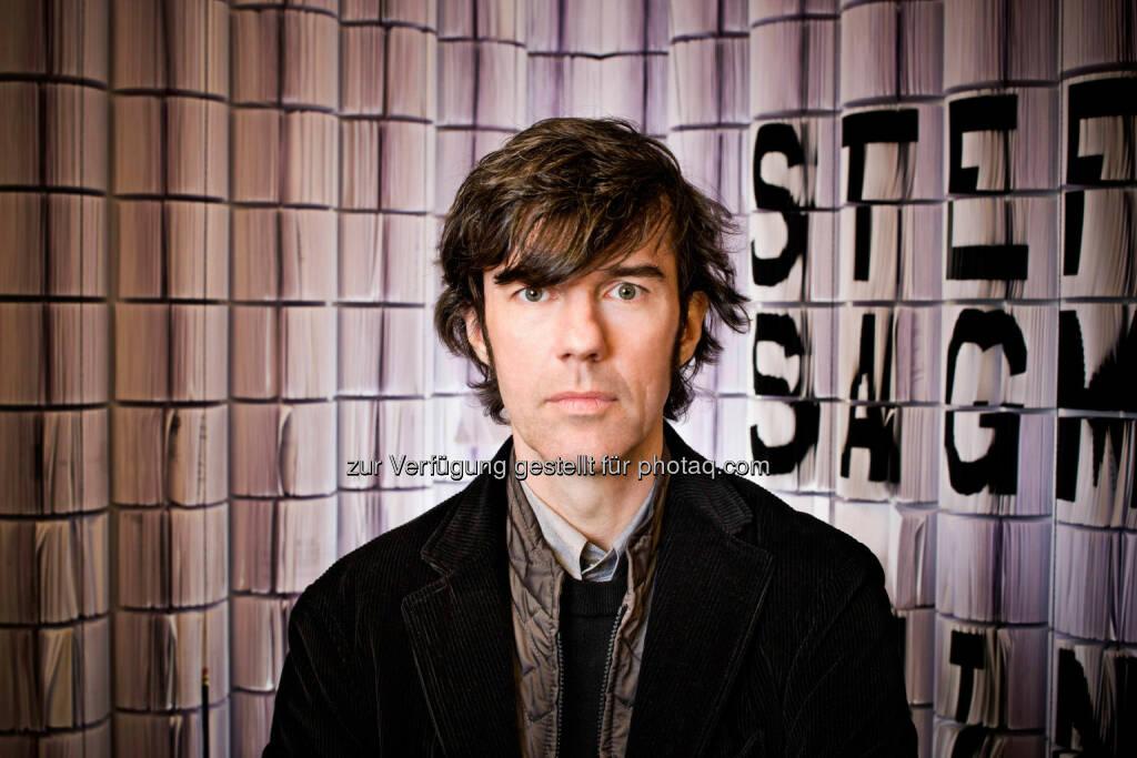 Stefan Sagmeister: The Happy Show im MAK : Was macht uns glücklich oder zumindest glücklicher? : Fotocredit: Sagmeister & Walsh/Foto: John Madere, © Aussendung (03.08.2015)