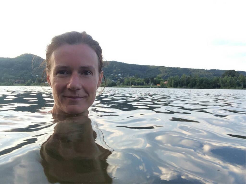 schwimmen, © Martina Draper (05.08.2015)
