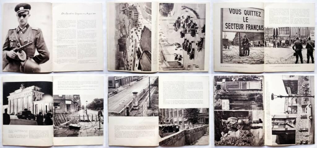 Bundesministerium für gesamtdeutsche Fragen - Berlin, 13. August, 1961, Beispielseiten, sample spreads - http://josefchladek.com/book/berlin_13_august_1961_-_bundesministerium_fur_gesamtdeutsche_fragen, © (c) josefchladek.com (06.08.2015)