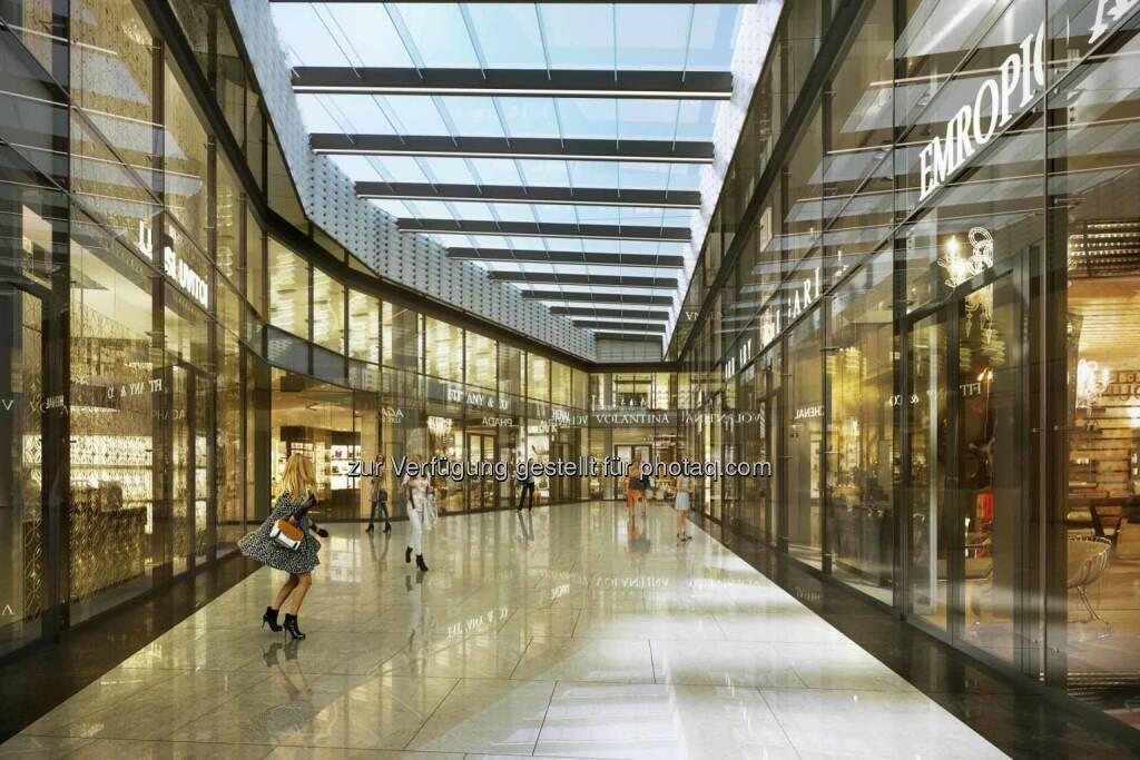 Porr errichtet Büro- und Geschäftskomplex Ethos in Warschau, (C) Kulczyk Silverstein Properties, © Aussendung (10.08.2015)