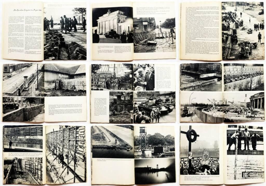 Berlin, 13. August, 1963 - Bundesministerium für gesamtdeutsche Fragen, Beispielseiten, sample spreads - http://josefchladek.com/book/berlin_13_august_1963_-_bundesministerium_fur_gesamtdeutsche_fragen, © (c) josefchladek.com (13.08.2015)