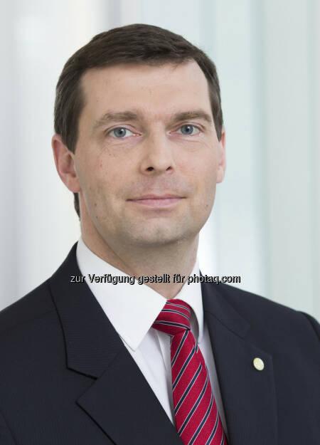 Markus Steilemann : Vorstandsteam für Covestro benannt : Markus Steilemann (Innovation) neu in den Vorstand berufen :  © Bayer AG, © Aussendung (13.08.2015)