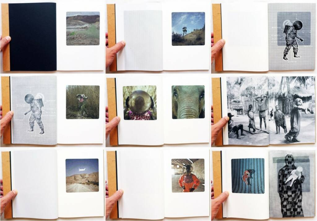 Cristina de Middel - Afronauts, Self published 2012, Beispielseiten, sample spreads - http://josefchladek.com/book/cristina_de_middel_-_afronauts, © (c) josefchladek.com (15.08.2015)