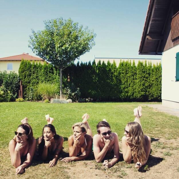 Sommer denken fünf, mit Elisabeth Niedereder (16.08.2015)