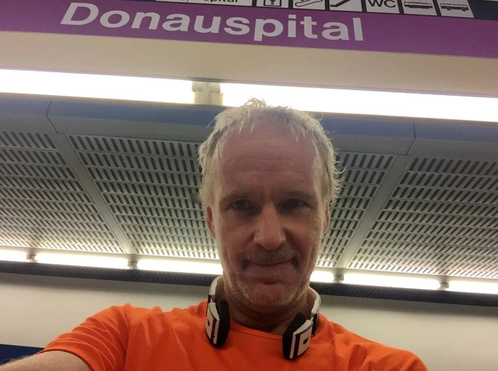 U Bahn Donauspital (17.08.2015)