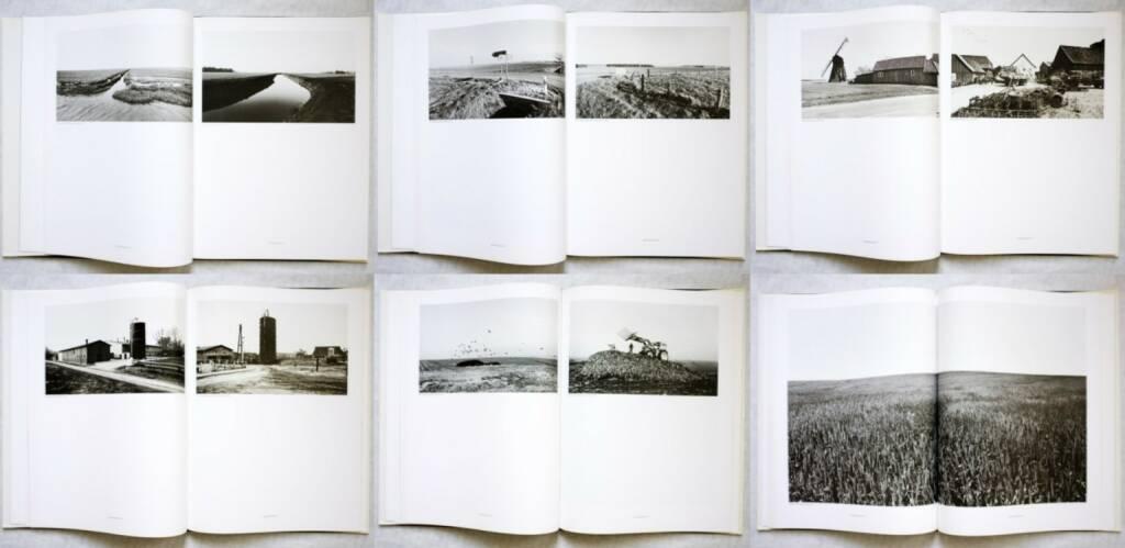 Heinrich Riebesehl - Agrarlandschaften, Schmalfeldt J.H. & Co 1979, Beispielseiten, sample spreads - http://josefchladek.com/book/heinrich_riebesehl_-_agrarlandschaften, © (c) josefchladek.com (18.08.2015)